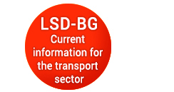 LSD-BG – Current information for the transport sector